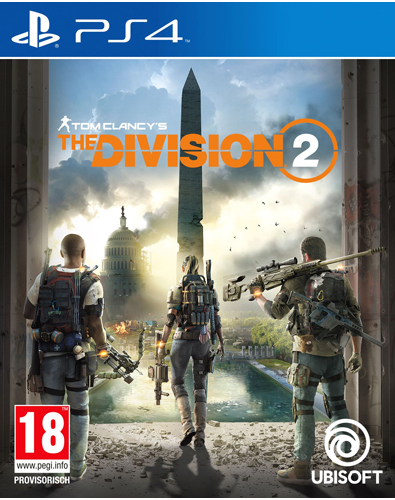Division 2  PS-4  AT Tom Clancy