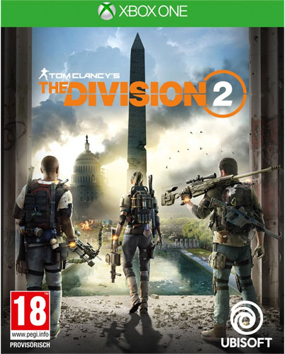 Division 2  XB-ONE  AT Tom Clancy
