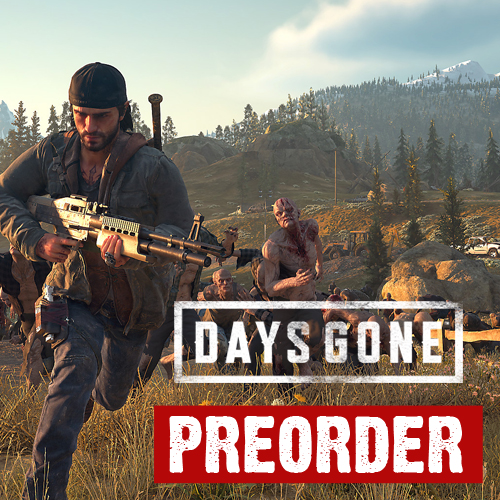 Days Gone  Preorder