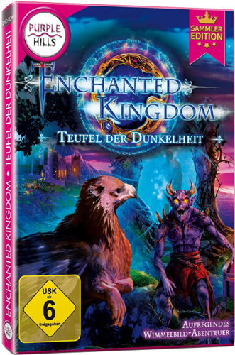 Enchanted Kingdom 4  PC  Teufel der Dunkelheit