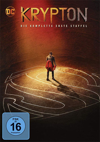 Krypton: Staffel #1 (DVD) 2Disc Min: /DD/WS