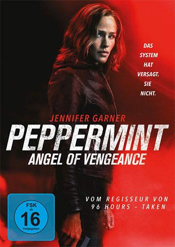 Peppermint - Angel of Vengeance (DVD) Min: 97/DD5.1/WS