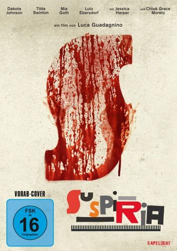 Suspiria  (DVD) 2018 Min: 146/DD5.1/WS