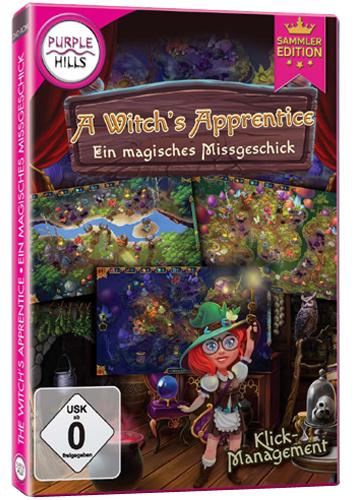 Witchs Apprentice  PC  Magisches Missg.