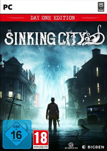Sinking City  PC  Day 1 Streng limitiert