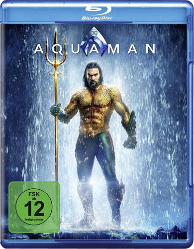 Aquaman (BR) Min: 143/DD5.1/WS  DC-Universe