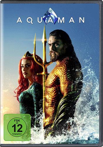 Aquaman (DVD) Min: 143/DD5.1/WS  DC-Universe