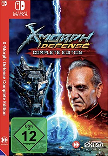 X-Morph Defense  Switch
