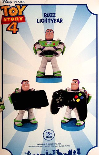 Merc  Cable Guy: Buzz Lightyear incl 2-3m Ladekabel