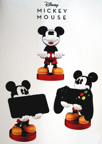 Merc  Cable Guy: Mickey Mouse incl 2-3m Ladekabel
