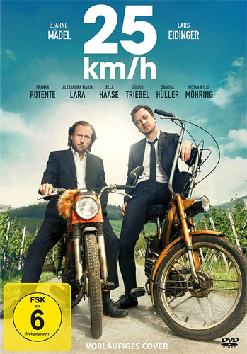 25 km/h  (DVD) Min: 116/DD5.1/WS