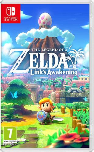 Zelda  Links Awakening  Switch  UK Legend of Zelda