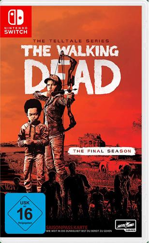 Walking Dead Final Season  Switch TellTale