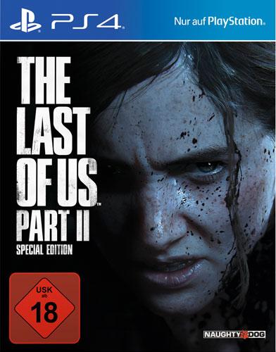Last of Us 2  PS-4  S.E.