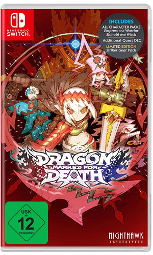 Dragon Marked for Death  Switch