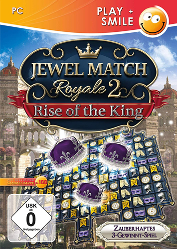 Jewel Match Royale 2:Rise of the King PC PLAY+SMILE