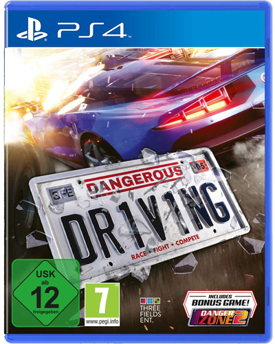 Dangerous Driving  PS-4