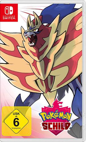 Pokemon   Schild  Switch