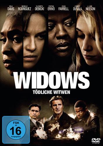 Widows - Tödliche Witwen (DVD) Min: /DD5.1/WS