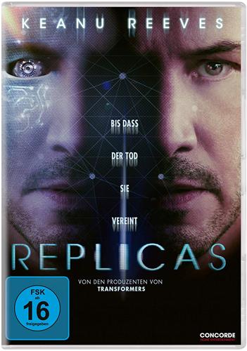Replicas (DVD) Min: /DD5.1/WS