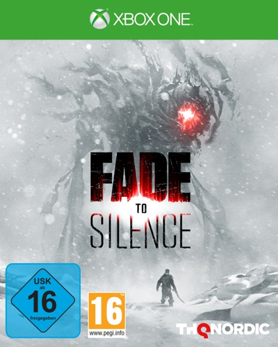 Fade to Silence  XB-One