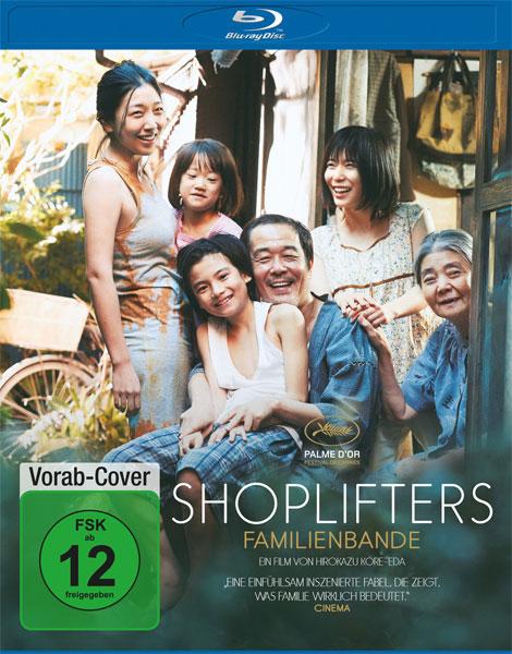 Shoplifters - Familienbande BR