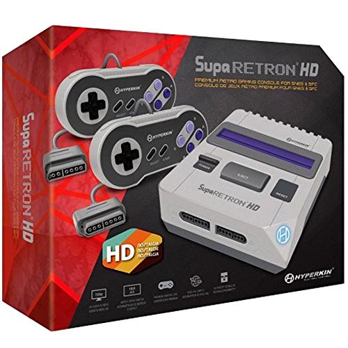 Retron Supa HD Gameing Konsole für SNES