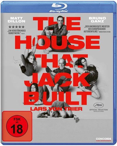 House that Jack Built, The (BR) Min: 159/DD5.1/WS