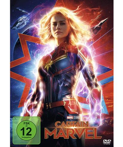 Captain Marvel (DVD) Min: 124/DD5.1/WS