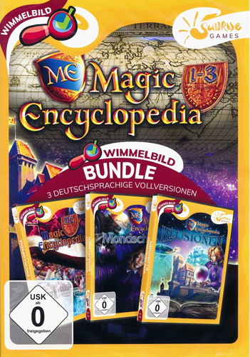 Magic Encyclopedia 1-3  PC SUNRISE