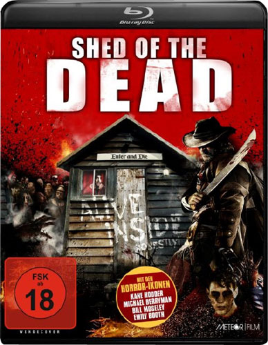 Shed of the Dead  Uncut BR