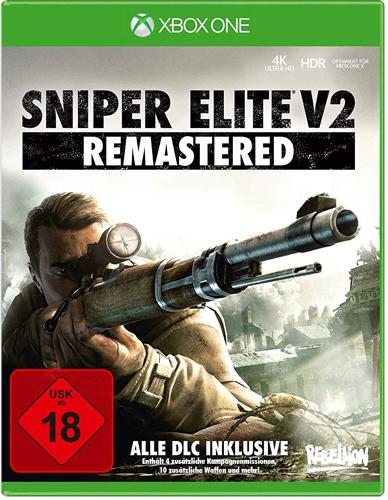 Sniper Elite  V2 Remastered  XB-One