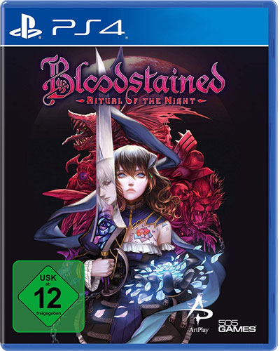 Bloodstained  PS-4 Ritual of the Night
