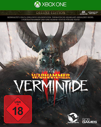 Warhammer Vermintide 2  XB-One Deluxe Edition