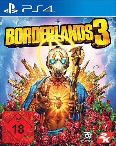 Borderlands 3  PS-4 kostenloses PS5 Upgrade
