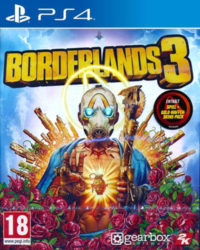 Borderlands 3  PS-4  AT