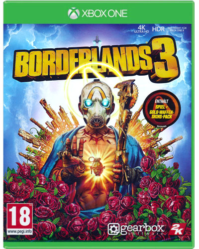 Borderlands 3  XB-One  AT