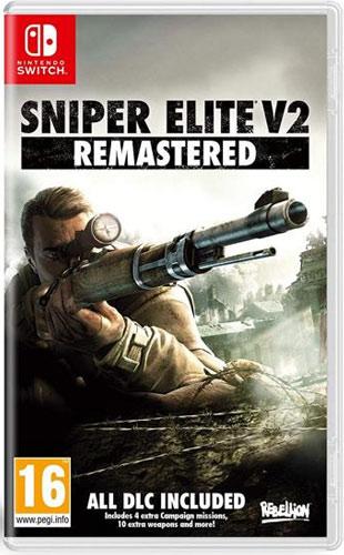 Sniper Elite  V2 Remastered  Switch  UK