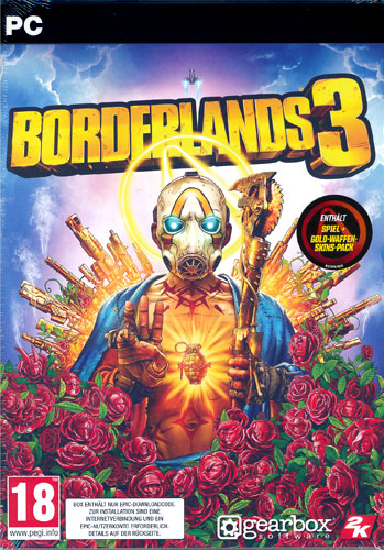 Borderlands 3  PC  AT CIAB