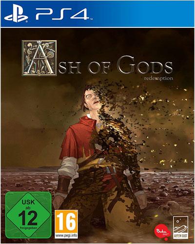 Ash of Gods: Redemption  PS-4