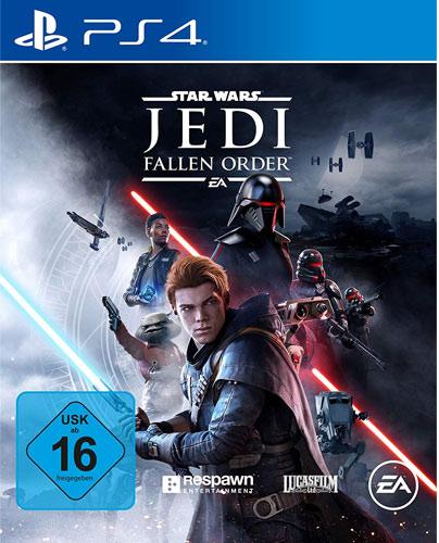 SW Jedi Fallen Order  PS-4 Star Wars