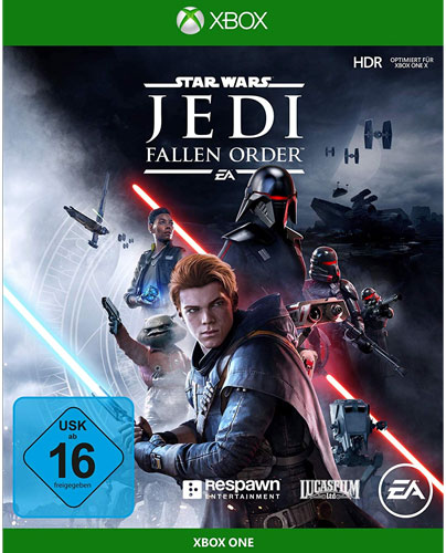 SW Jedi Fallen Order  XB-One Star Wars