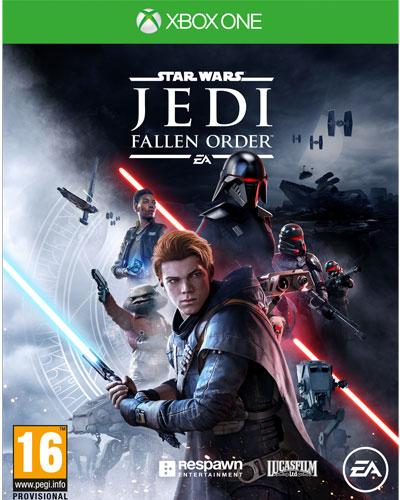 SW Jedi Fallen Order  XB-One  AT Star Wars