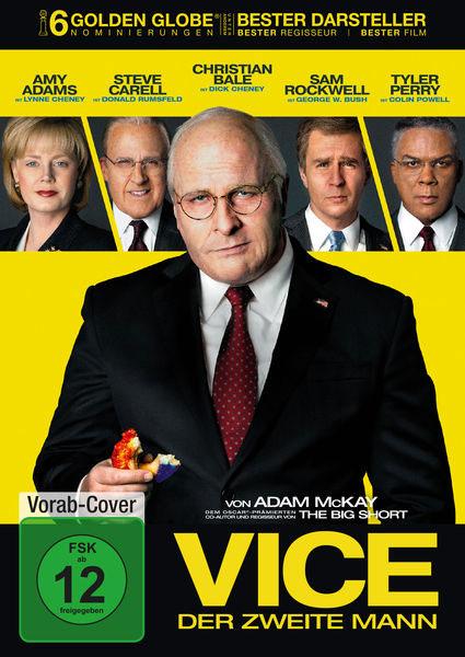 Vice - Der zweite Mann (DVD) Min: 128/DD5.1/WS