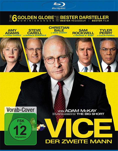 Vice - Der zweite Mann BR