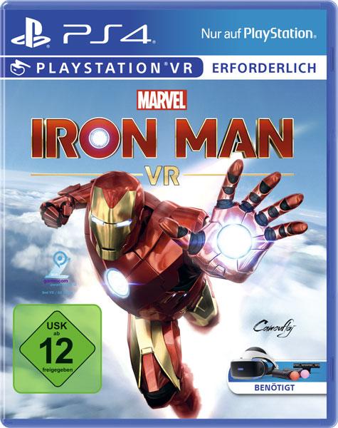 VR Iron Man  PS-4 VR wird benötigt