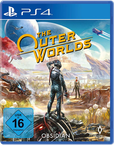 Outer Worlds  PS-4