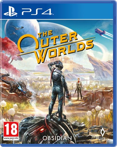 Outer Worlds  PS-4  AT