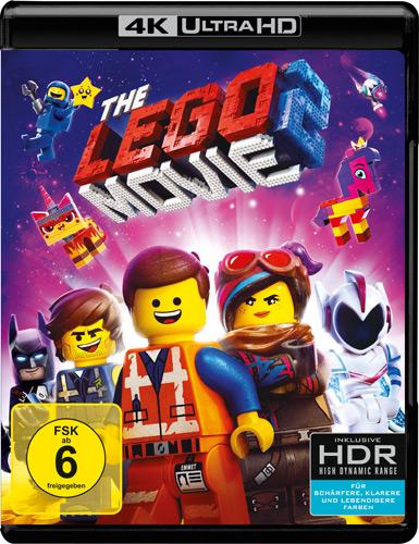 Lego Movie, The #2 (UHD+BR)  2Disc Min: /DD5.1/WS      4K Ultra