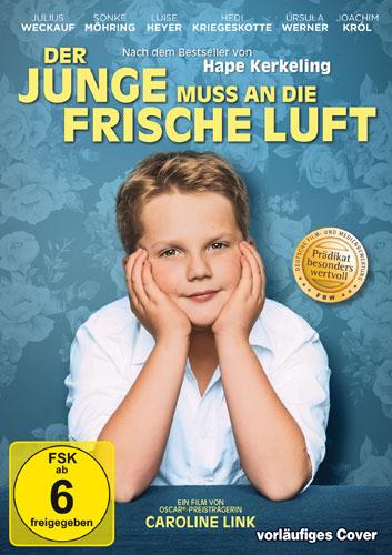 Junge muss an die frische Luft, Der(DVD) Min: 100/DD5.1/WS